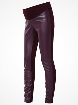 Pietro Brunelli ANDREW Leggings grape/port royale