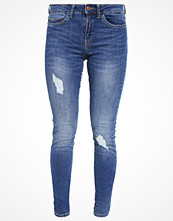 Noisy May NMLUCY Jeans Skinny Fit medium blue denim