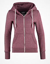 Superdry LUXE Sweatshirt canyon berry jaspe