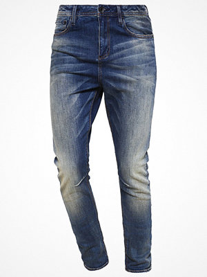 Jeans - Superdry NORDIC  Jeans slim fit moody blue