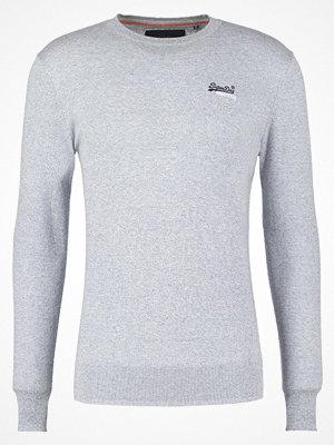 Superdry Stickad tröja egret
