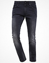 Jeans - Superdry CORPORAL Jeans straight leg dusted black blue