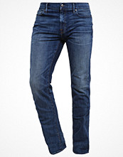 Jeans - Abercrombie & Fitch Jeans straight leg dark wash