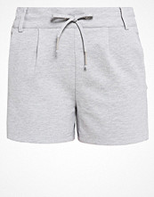 Shorts & kortbyxor - Only ONLPOPTRASH  Shorts light grey melange