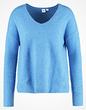 GAP Stickad tröja light blue