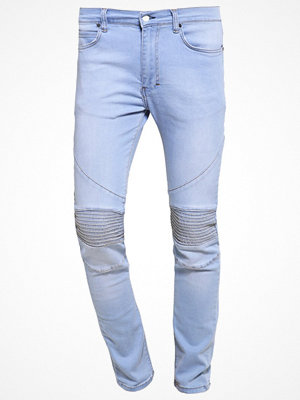 Jeans - Religion CRYPT Jeans slim fit stone wash 80s blue