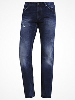 Jeans - Tom Tailor Denim ATWOOD Jeans straight leg destroyed mid stone wash
