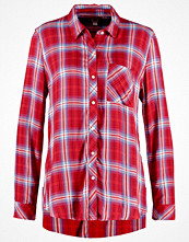 GAP Skjorta red plaid
