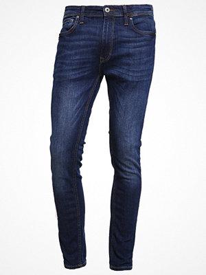 Jack & Jones JJILIAM JJORIGINAL Jeans Skinny Fit blue denim