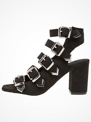 Topshop Sandaletter black