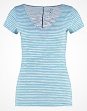 Hollister Co. MUSTHAVE Tshirt med tryck light blue