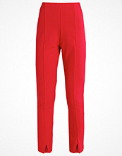 Missguided Tygbyxor red