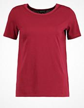 Topshop Tshirt bas burgundy