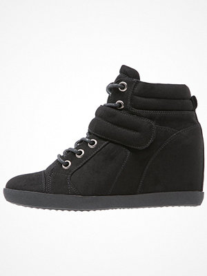Anna Field Höga sneakers black