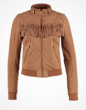 Hollister Co. Tunn jacka brown