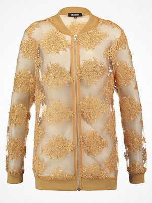 Missguided Bomberjacka gold