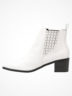 Office AMBER Ankelboots white