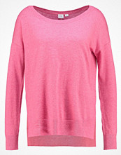 GAP Stickad tröja pink heather