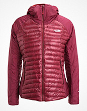 The North Face VERTO PRIMA Dunjacka deep garnet red
