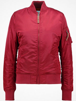 Alpha Industries MA1  Bomberjacka burgundy