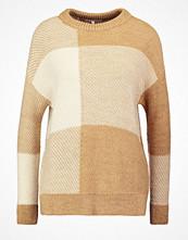 mint&berry Stickad tröja camel