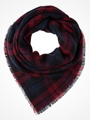Even&Odd Scarf blue/bordeaux