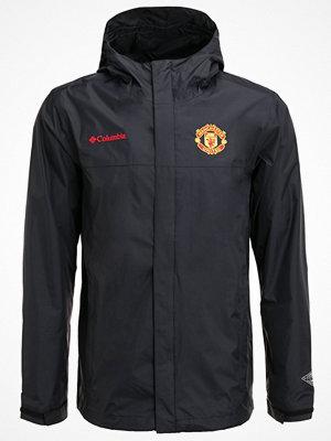 Regnkläder - Columbia MANCHESTER UNITED WATERTIGHT II Klubbkläder black