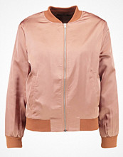 Missguided Petite Bomberjacka copper