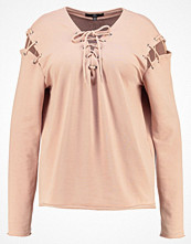 Missguided Plus Sweatshirt camel