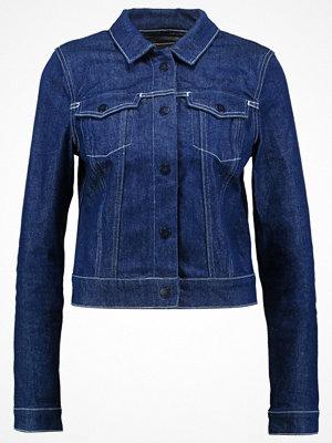 Calvin Klein Jeans SLIM TRUCKER REBLC Jeansjacka retro blue comfort