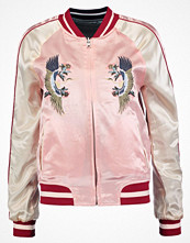 Topshop Bomberjacka light pink