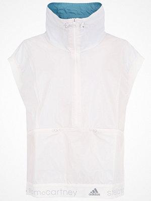 Västar - Adidas by Stella McCartney GILET Väst white chalk