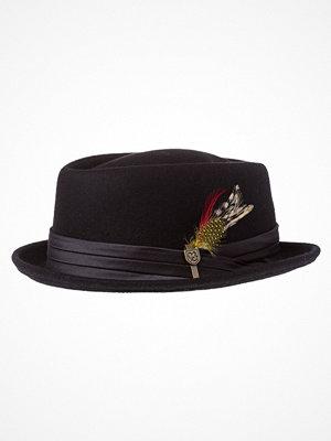 Hattar - Brixton STOUT PORK PIE Hatt black/black