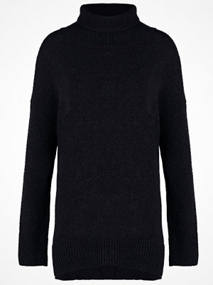 Anna Field Stickad tröja peacoat