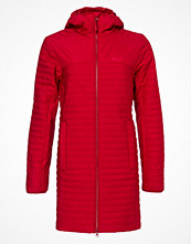 Jack Wolfskin CLARENVILLE Vinterjacka indian red