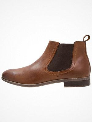 Boots & kängor - Pier One Stövletter camel