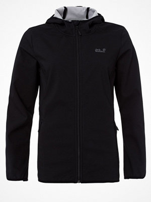 Jack Wolfskin NORTHERN POINT Softshelljacka black