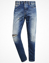 Jeans - Calvin Klein Jeans TAPER  Jeans Tapered Fit blue denim