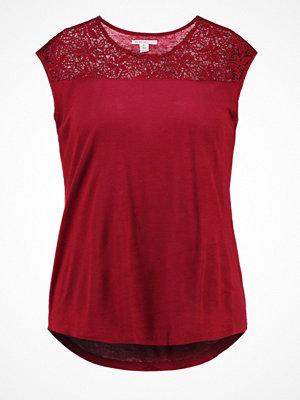 Anna Field Tshirt med tryck pomegranate