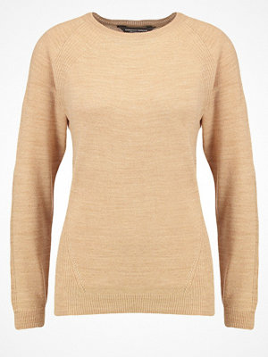 Dorothy Perkins Stickad tröja light brown