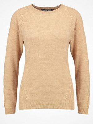 Dorothy Perkins Stickad tröja light brown