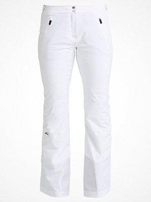 Kjus LADIES FORMULA PANTS Täckbyxor white