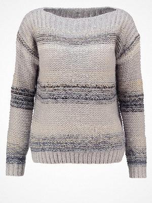 Nümph NEW CHARLIE Stickad tröja grey melange