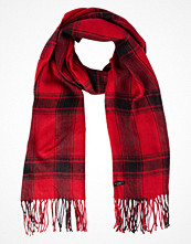 Halsdukar & scarves - Lee Halsduk chili red
