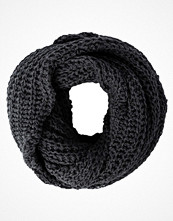 Halsdukar & scarves - Chillouts GEORGINA  Halsduk dark grey