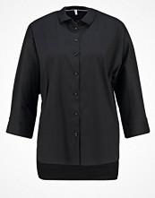 Seidensticker Skjorta schwarz