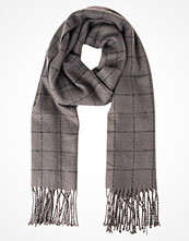 Halsdukar & scarves - KIOMI Halsduk black/dark grey