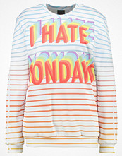 Mr. GUGU & Miss GO I HATE MONDAYS Sweatshirt multicolored