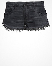 Shorts & kortbyxor - One Teaspoon Jeansshorts fox black