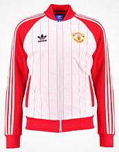 Sportjackor - Adidas Originals MANCHESTER UNITED Träningsjacka red